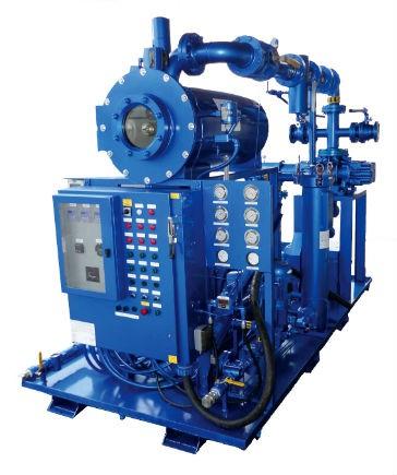 10 GPM Nema 4 High Vacuum Transformer Oil Purification System.