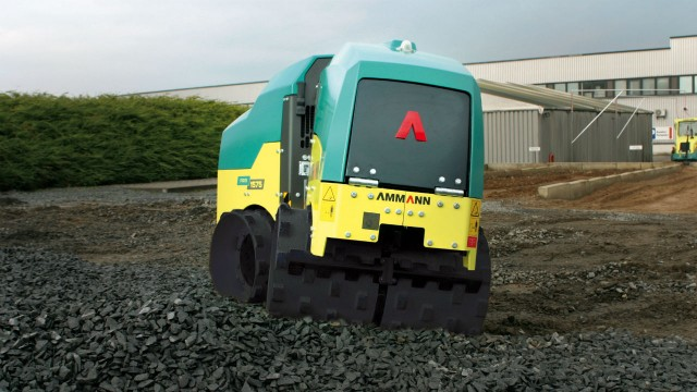 The new Ammann ARR 1575 Tier 4f Roller utilizes a Yanmar 3TNV80F engine that meets the strictest emissions requirements in Europe and the U.S.