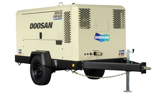 Doosan Portable Power Adds To Dual Pressure Dual Flow Air