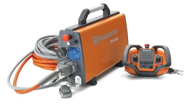 Husqvarna PP 490  power pack.