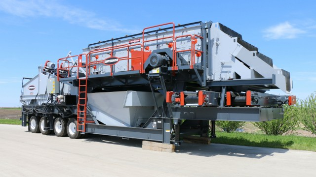 Aggre-Dry Washer Plant