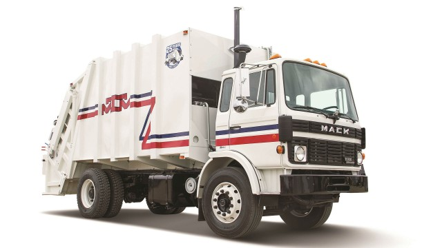 McNeilus is bringing nine vehicles, including a restored PacStar Rear Loader, and 25 years of refuse service and innovation to WasteExpo at the Las Vegas Convention Center, June 7-9 in Las Vegas.