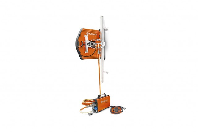 Wall Mount Concrete Saw : Ws hf wall saw heavy equipment guide
