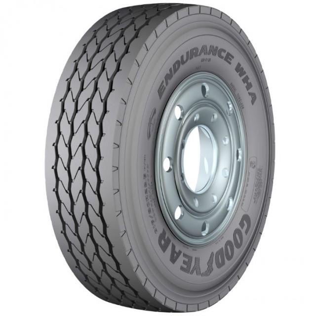 Endurance WHA, Goodyear's longest-lasting waste haul tire.