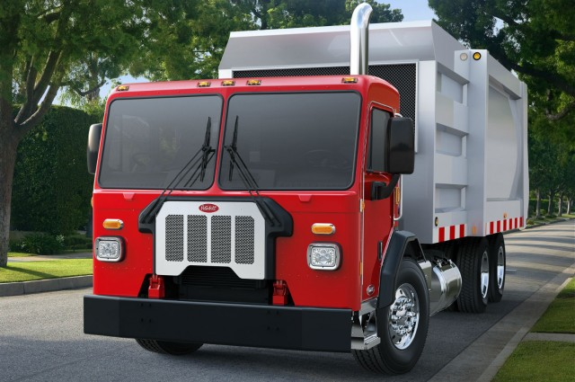 The Model 520 can also be powered by natural gas with both 9- and 11-liter engine options available.