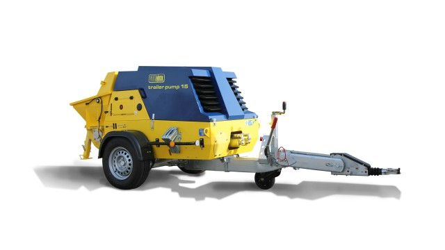 The Italian company Carmix increases the range of solutions for its machines with the new TrailerPump 15.