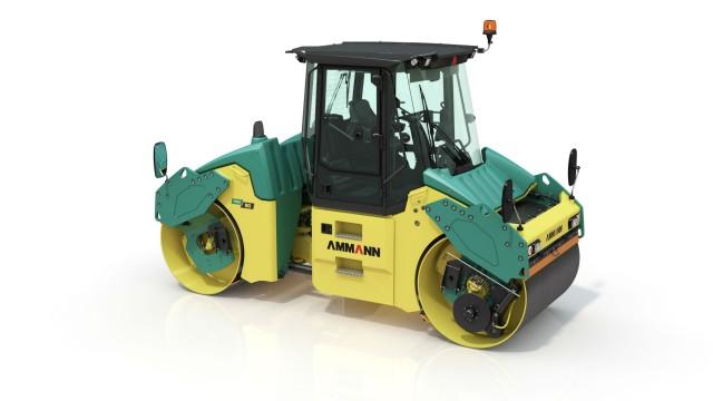 Ammann Tandem roller ARX 90 T4f.