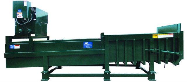 CP-6002 Industrial Compactor.