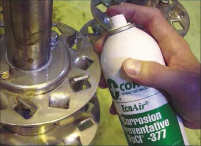 Cortec EcoAir corrosion protection