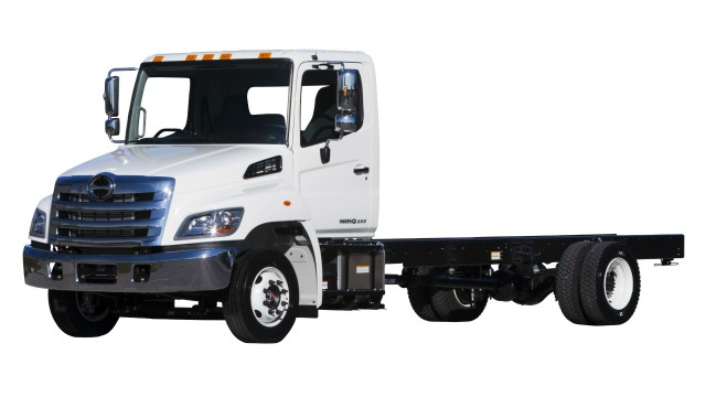 The Hino 258LP (Low Profile) is a very versatile truck.