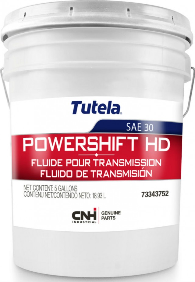 Transmission fluid is available in two viscosity grades – SAE 10 and SAE 30 – in both 5- and 55-gallon sizes to meet various operating needs.