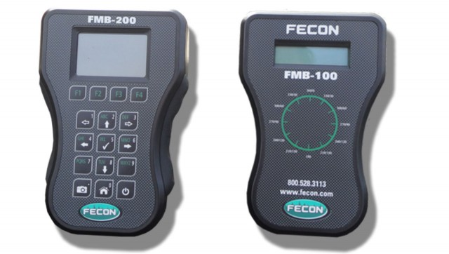 The Fecon FMB100 is an extremely cost-effective solution to the damaging vibration caused by rotor imbalance and the Fecon FMB-200 is a state-of-the-art dynamic balancer with full spectral analysis.