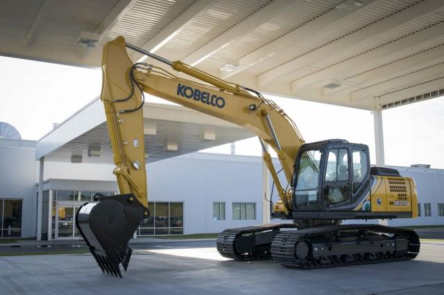 Kobelco Celebrates Grand Opening Of U S Excavator