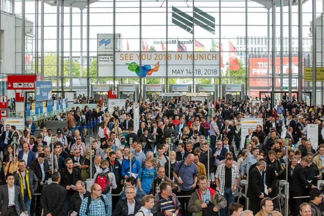 Approx. 138,000 visitors from over 170 nations attended IFAT 2016.