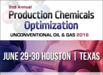 ConocoPhillips, Anadarko, Chevron, Murphy Oil, Apache Discuss Production Chemicals Optimization
