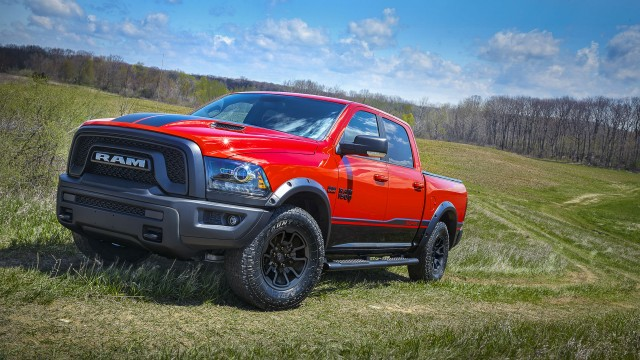 The Mopar '16 Ram Rebel will feature a limited production of just 500 vehicles (100 for the Canadian market).