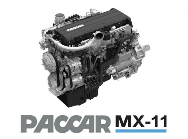 The PACCAR MX-11 is available for select Kenworth Class 8 trucks.