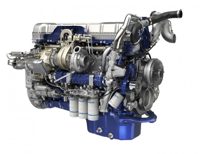 Volvo Trucks North America is adding a turbo compounding option for the Volvo D13 engine.