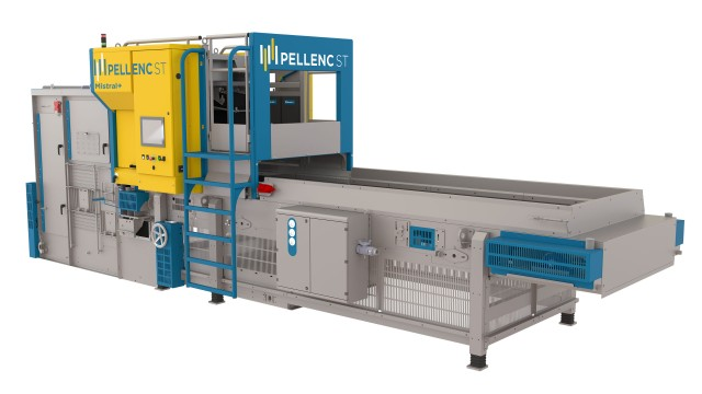 The new Mistral+ machine with all its innovations is more simple, reliable, and with more performance than any other optical sorting machine Pellenc has ever produced.