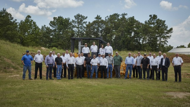 The new Dressta TD-8S and TD-9S dozers were introduced to North America at a recent event in Houston.