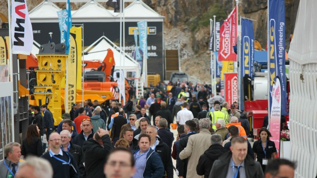 Hillhead 2016 increased 7.1 percent in attendance over the previous show in 2014.
