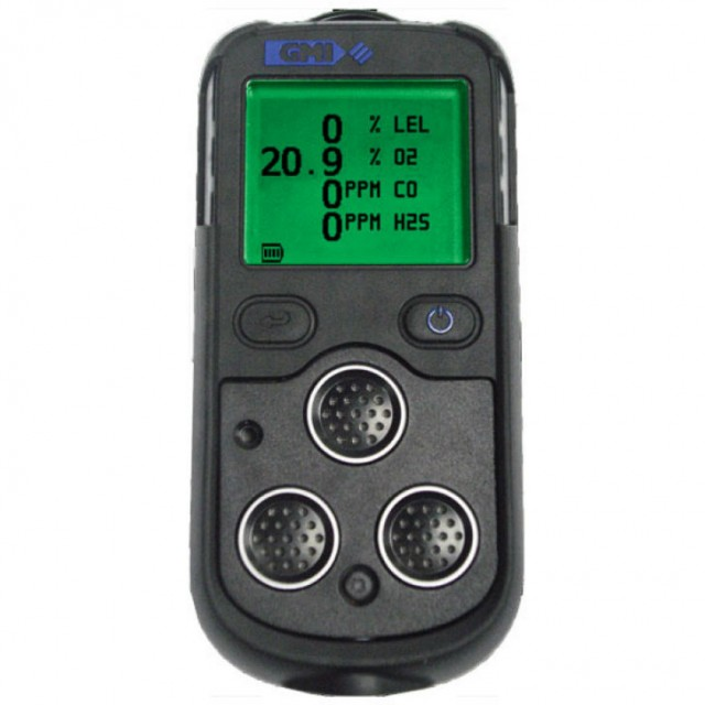 GMI PS200 portable gas detector