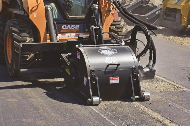Equipment focus: Road construction attachments