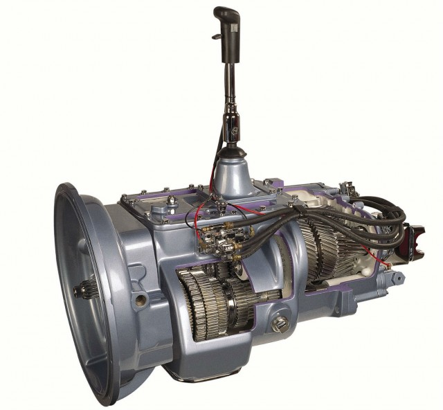 Heavy Duty Manual Transmission : Eaton promotion extends manual transmission clutch