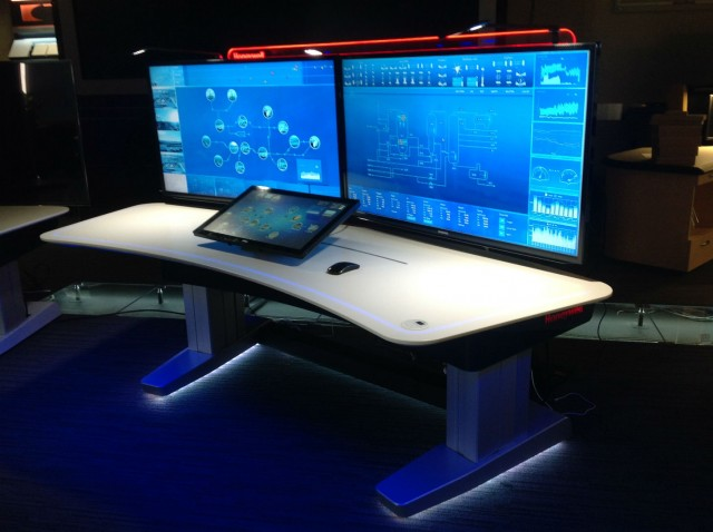 Experion Orion Console enables Industrial Internet of Things (IIoT) connectivity.