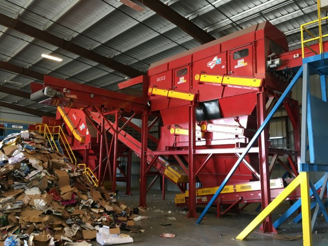 CP Group worked with Right Away Disposal to engineer a McMRF system design, utilizing both new and existing equipment.