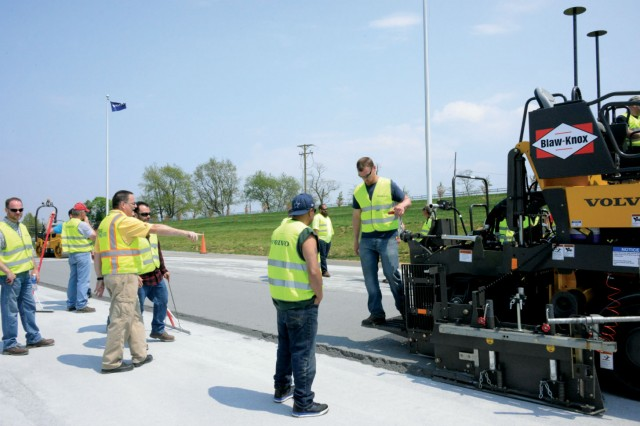 Courses are held at the Road Institute Training Centers in Chambersburg and Shippensburg, Pennsylvania and at the Road Institute West location in Phoenix, Arizona.