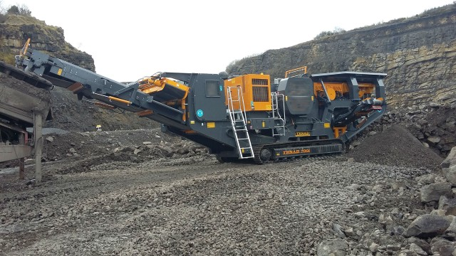 Tesab launches 700i jaw crusher