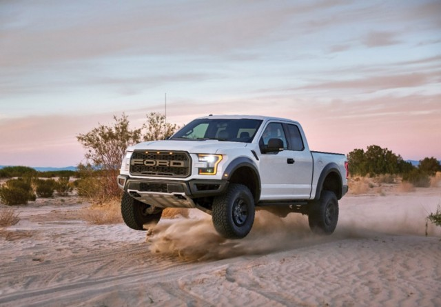 Watch this: All-new Ford F-150 Raptor showcases off-road capability of FOX shocks