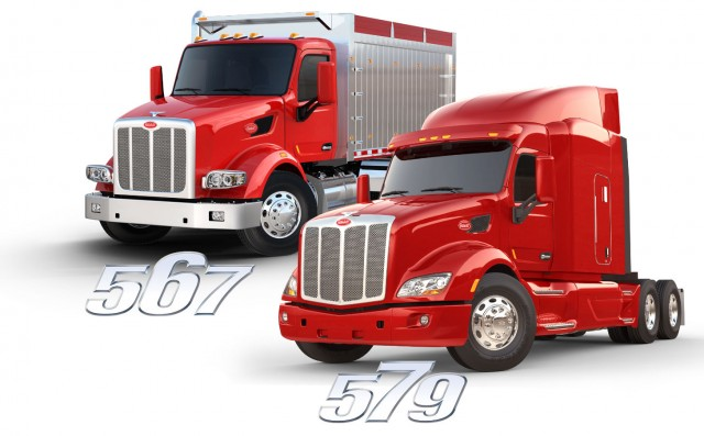 Peterbilt offered the most effective safety system Bendix Wingman Fusion for Models 579 and 567.