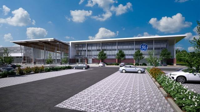 Welland GE facility.