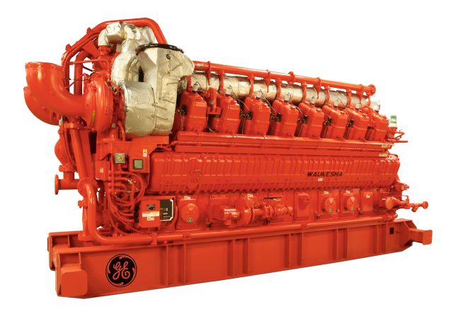 275GL+ Waukesha gas engine.