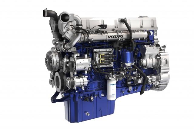 Volvo D16 Power - Powertrain - Heavy Equipment Guide