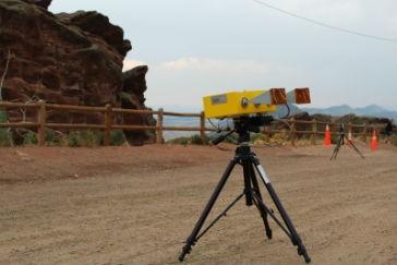IBIS-FB: Interferometric Mine Blast Radar
