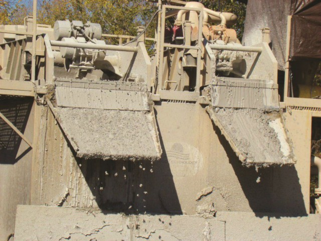 When moving equipment, John Miller advises to wash the machine thoroughly