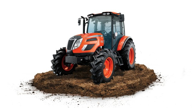 The PX tractor series are available now at participating KIOTI Tractor dealerships.