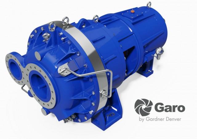 AB4000R Liquid Ring Compressor