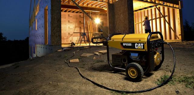 Cat RP6500 generator.