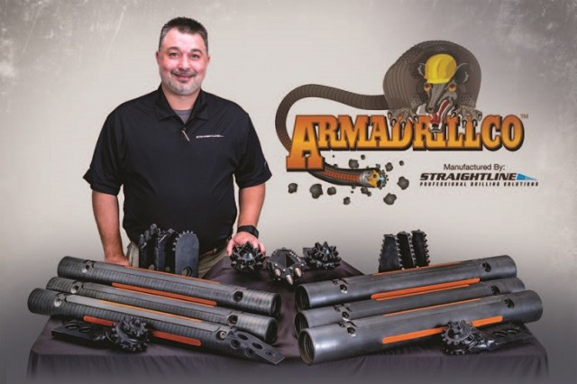StraightLine president, Joe Phillips, says Armadrillco's products are highly complementary to StraightLine's own line of down-hole tooling.