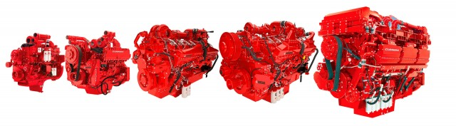 Cummins Tier 4 Final engines are designed for ease of installation.