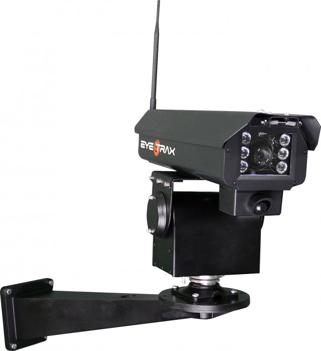 New solar powered wireless motion activated camera for Security camera placement software