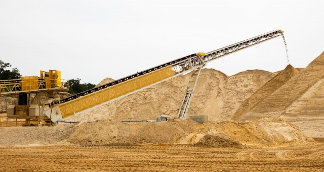 Superior Industries has new road portable models of its extended size 170-foot and 190-foot Telestacker Conveyors.