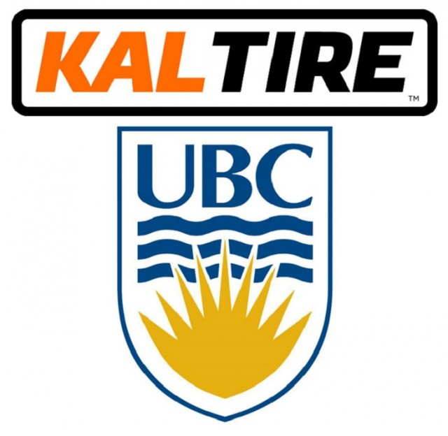 UBC and Kal Tire announce research partnership to develop solutions for the mining tire industry