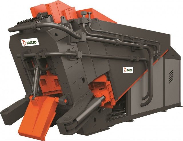 The Metso N Series Inclined Shear (NIS) will help Oak Cliff Recycling to accelerate production of material processing and oversized scrap.