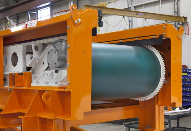 Eriez Ultra High-Frequency Eddy Current Separator.