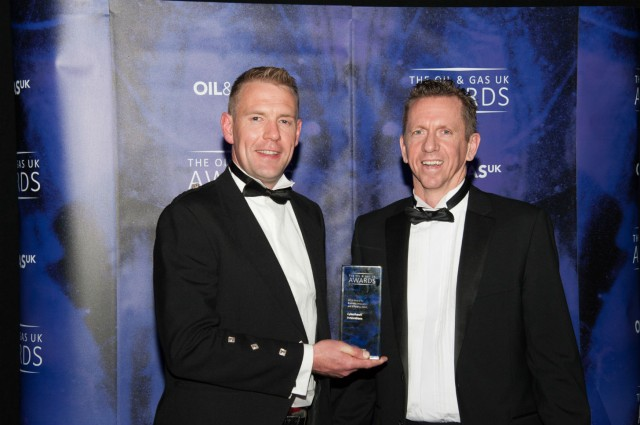 Malcolm Connolly, founder and technical director, and Chris Fleming, CEO.